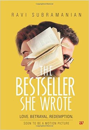 The Bestseller She Wrote Book review Riddhiculous