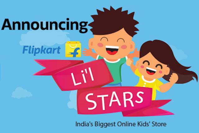 Flipkart Li'l Stars Store Launch