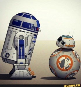 R2D2 HP Star Wars limited edition