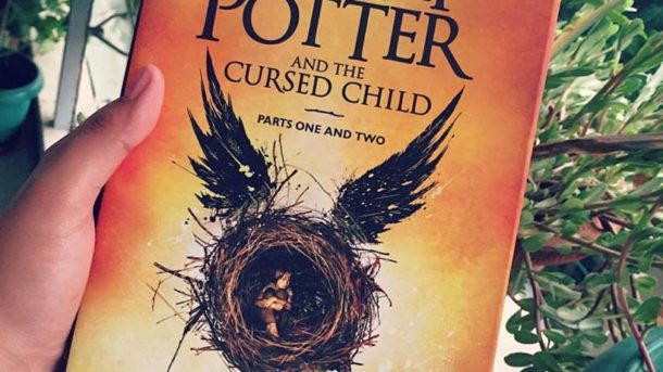 Book review Harry potter & The cursed Child
