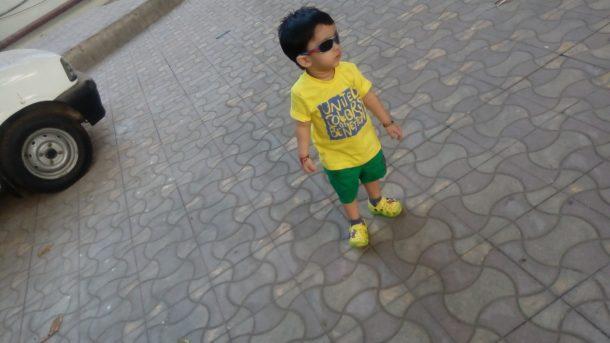 baby boy casual fashion