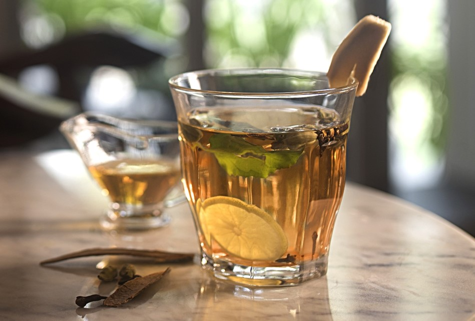 Riddhiculous Spiced Tulsi Toddy Style