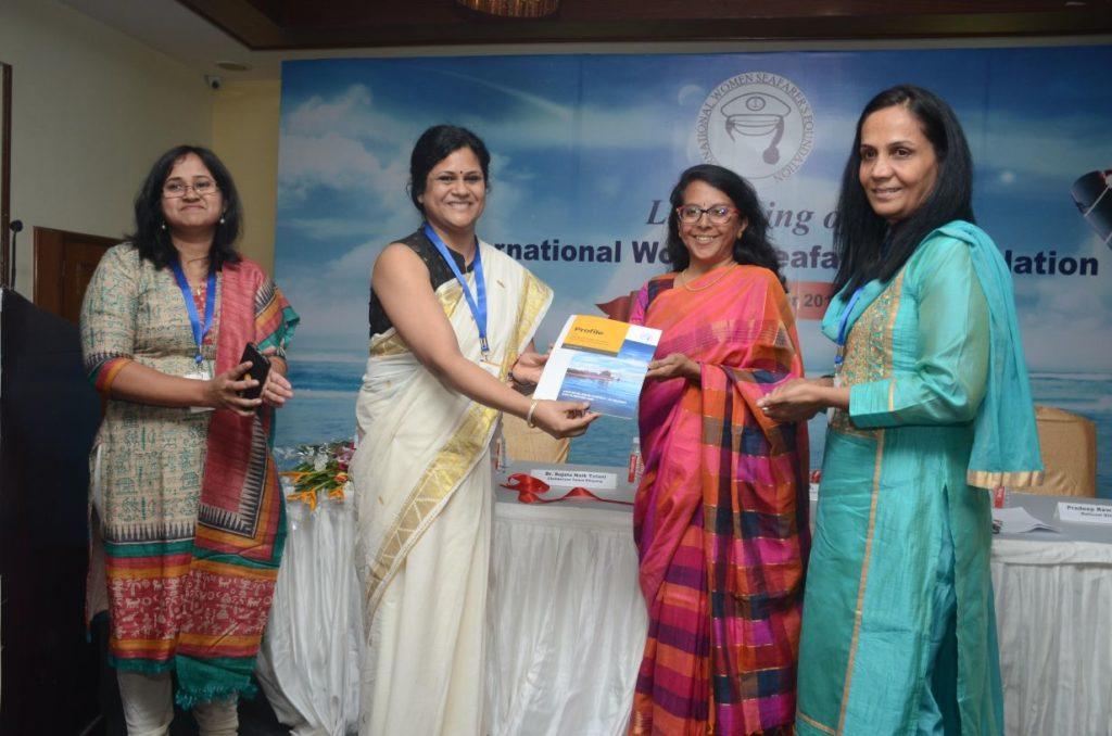 International Women Seafarers
