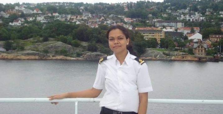 Inspiring Women-officers of the Merchant navy